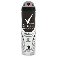 REXONA Men Invisible Black&White deodorant 150 ml