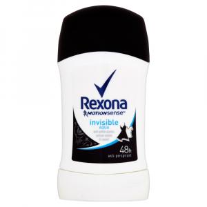 REXONA Invisible Aqua tuhý deodorant 40 ml