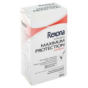 REXONA Maximum Protection Confidence tuhý deodorant 45 ml