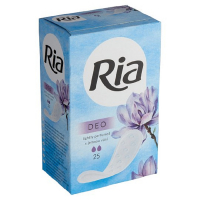 RIA Classic Deo slipové vložky 25 kusů