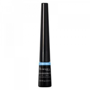 Rimmel London Exaggerate Eye Liner Waterproof 2,5ml 003 Black