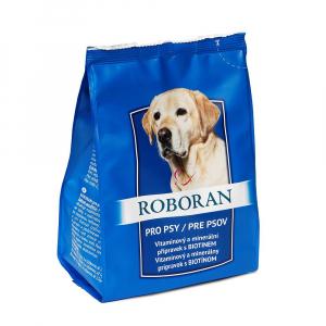 ROBORAN pro psy s biotinem prášek 500 g