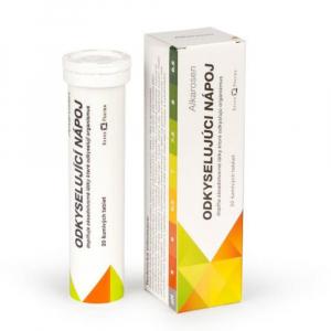 ALKAROSEN Odkyselující nápoj 20 šumivých tablet