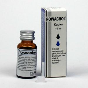 ROWACHOL GTT 1X10ML