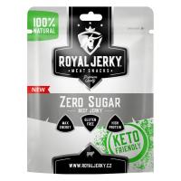 ROYAL JERKY BEEF SUGAR FREE Sušené maso 40 g