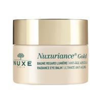 NUXE Rozjasňující oční balzám Nuxuriance Gold 15 ml