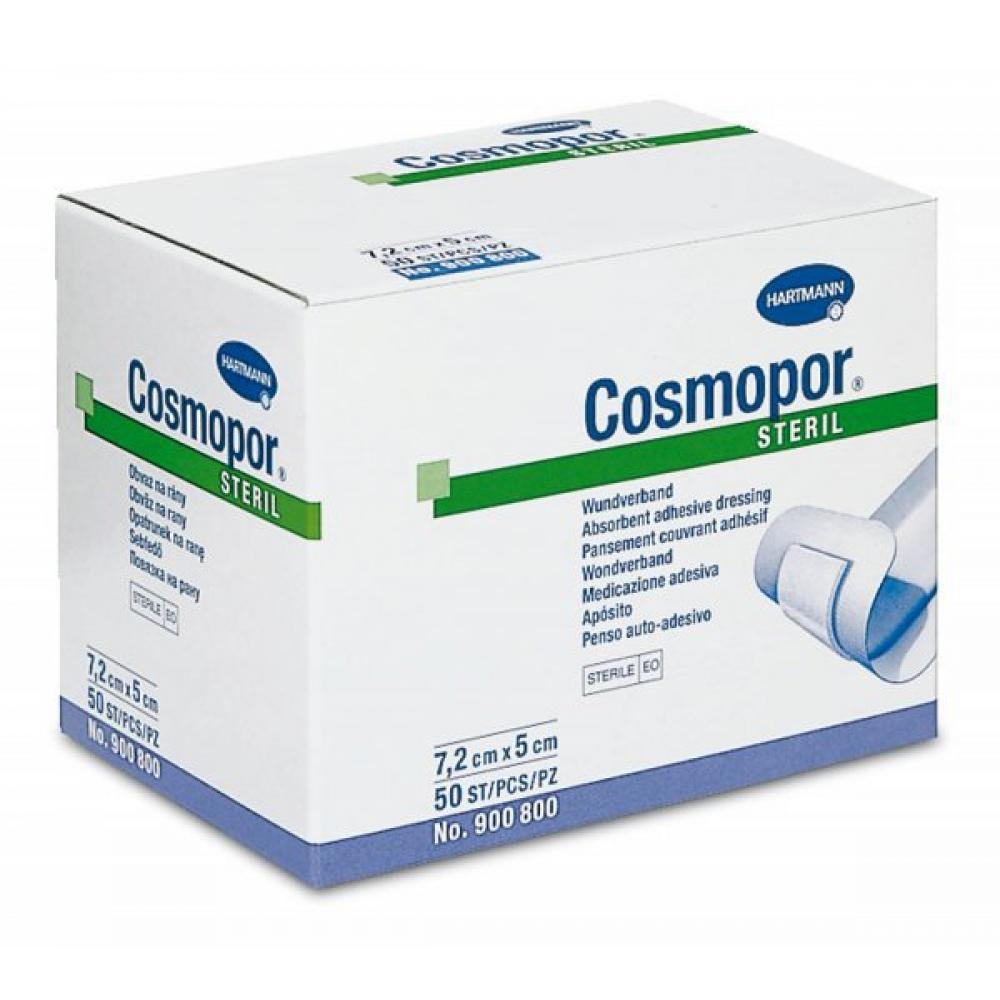 Rychloobvaz Cosmopor E 7.2x5 cm 50 ks