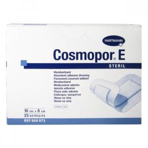 Rychloobvaz Cosmopor E sterilní 10x8 cm 25 ks