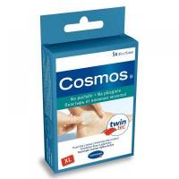 COSMOS Twin tec XL náplasti na puchýře 5 kusů