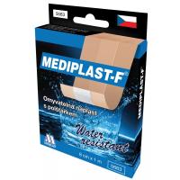 MEDIPLAST-F rychloobvaz náplast omyvatelná 8 cm x 1 m