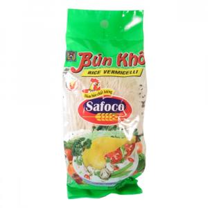 SAFOCO Rýžové těstoviny Vlasové nudle 200 g