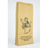 FEDOG Sáčky na psí exkrementy papírové, šité 25 ks