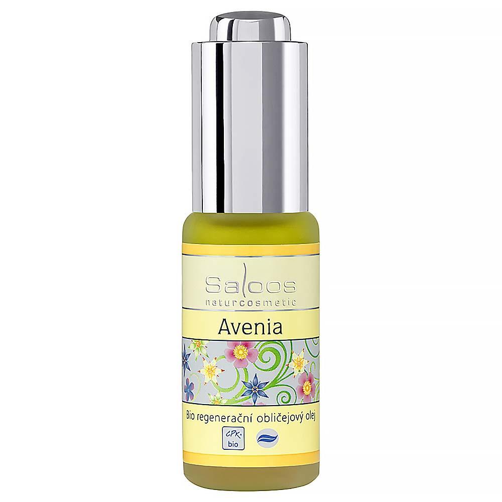 Saloos Regenerační obličejový olej Avenia 20 ml