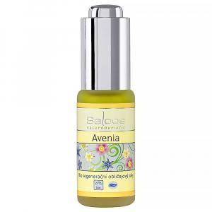SALOOS Bio regenerační obličejový olej Avenia 20 ml