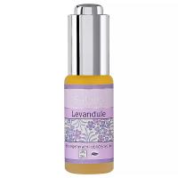 SALOOS Regenerační obličejový olej Levandule BIO 20 ml