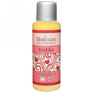 SALOOS Bio tělový a masážní olej Erotika 50 ml