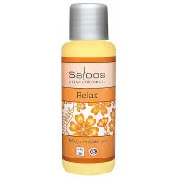SALOOS Bio tělový a masážní olej Relax 50 ml