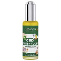 SALOOS CBD Dětský olej 50 ml