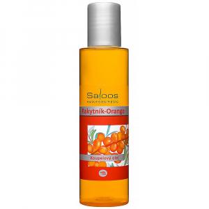 SALOOS Koupelový Olej Rakytník-Orange  125 ml