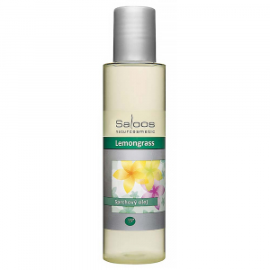 SALOOS Sprchový olej Lemongrass 125 ml