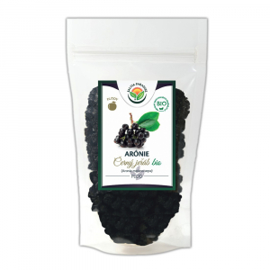 SALVIA PARADISE Arónie černý jeřáb BIO 250 g