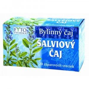 FYTOPHARMA Šalvějový čaj 20x 1g