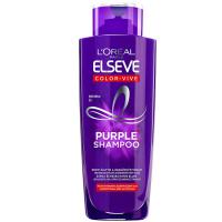 L´OREAL Elseve Color-Vive Purple Šampon pro melírované, blond a stříbrné vlasy 200 ml