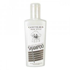 GOTTLIEB Šampon pro psy s norkovým olejem Pudl - Černý 300 ml
