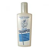GOTTLIEB Šampon pro psy s makadamovým olejem Yorkshire 300 ml