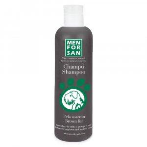 MENFORSAN Šampon zvýrazňující hnědou barvu 300 ml