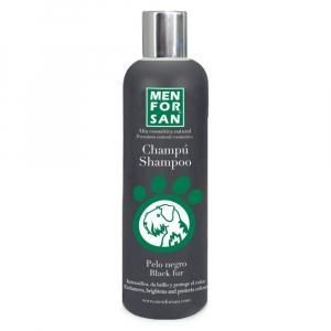 MENFORSAN Šampon pro zvýraznění černé srsti pro psy 300 ml
