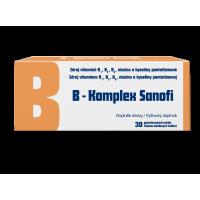 B-KOMPLEX SANOFI 30 tablet