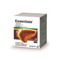 SANOFI Essentiale 300 mg 50 tobolek