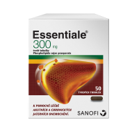 ESSENTIALE  300 mg 50 tobolek