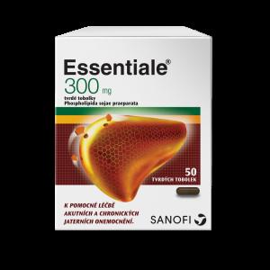 ESSENTIALE  300 mg 50 tobolek