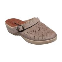 SANTÉ Dámská obuv béžová 1 pár, Velikost obuvi: 36