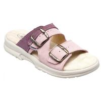SANTE Dámská obuv starorůžová 1 pár, Velikost obuvi: Velikost obuvi 36