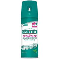 SANYTOL Dezinfekce Univerzální čistič povrchy a předměty 400 ml