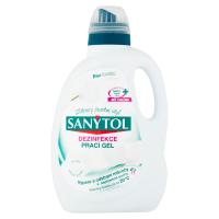 SANYTOL Dezinfekční prací gel 17 praní 1650 ml