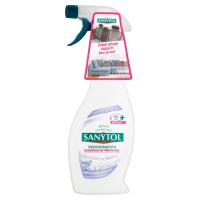 SANYTOL Dezodorační a dezinfekční přípravek pro tkaniny 500ml