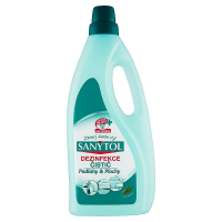 SANYTOL Dezinfekční univerzální čistič na podlahy&plochy - Eukaplyptus 1l