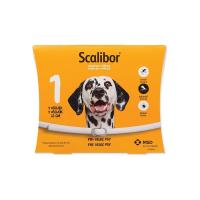 SCALIBOR Antiparazitní obojek pro velké psy 65 cm