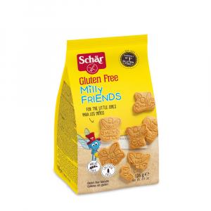 SCHÄR Milly Friends bezlepkové sušenky 125 g