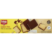 SCHÄR Petit al cioccolato bezlepkové sušenky 130 g