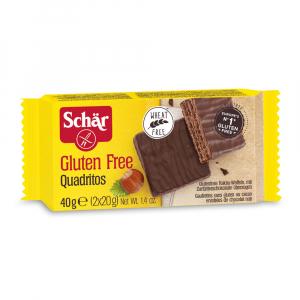 SCHÄR Quadritos oplatky bez lepku 40 g