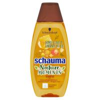 SCHAUMA Nature Moments Šampon na vlasy Medový elixír 400 ml