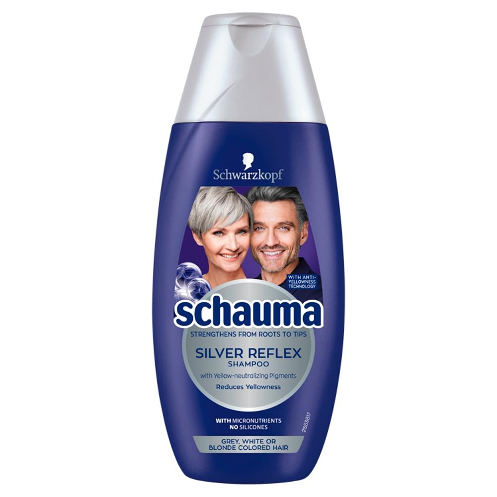 Schauma šampon 250 ml Silver reflex