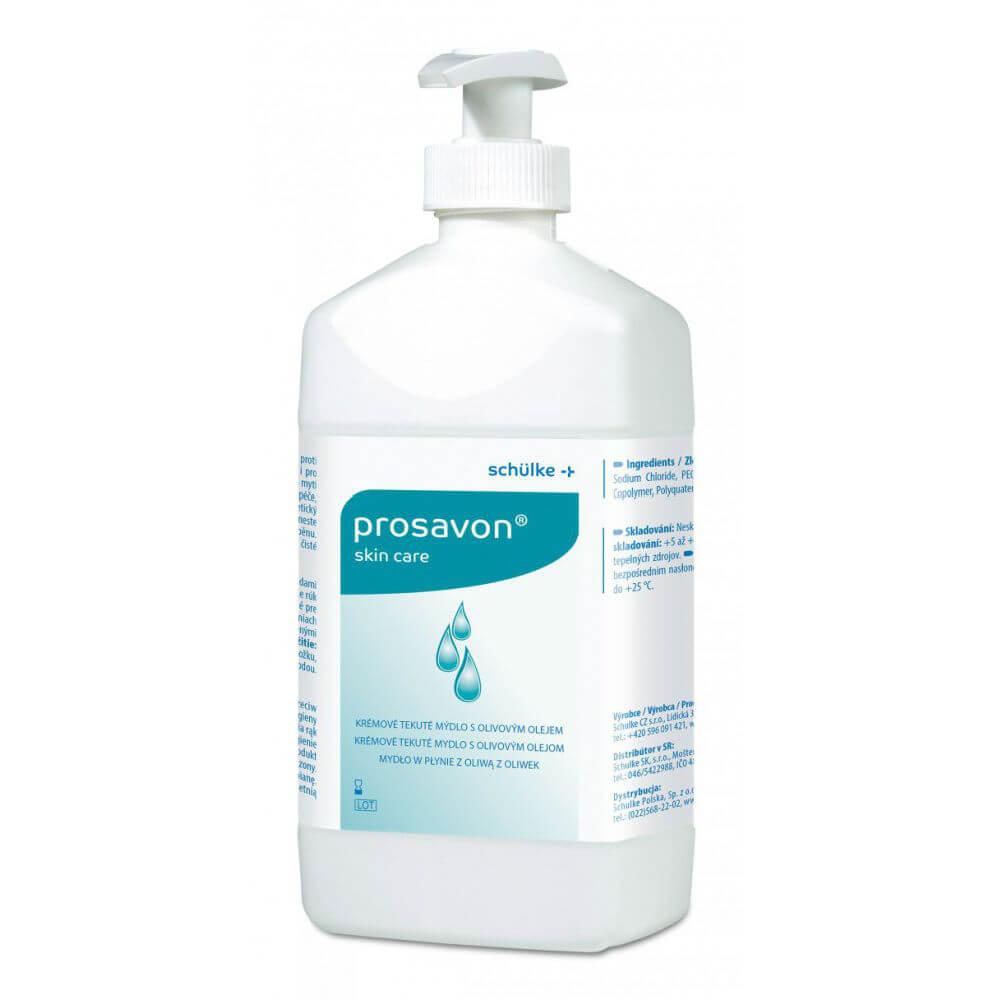 Prosavon 500ml antibakteriální tekuté mýdlo s mechanickou pumpou