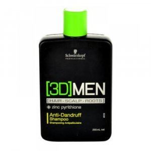 SCHWARZKOPF 3DMen Šampon proti lupům 250 ml
