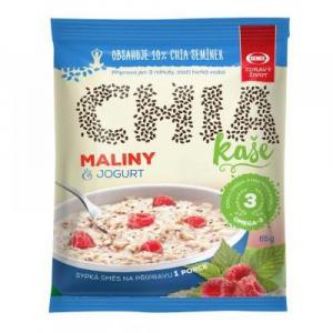 SEMIX CHIA kaše malinová s jogurtem 65 g
